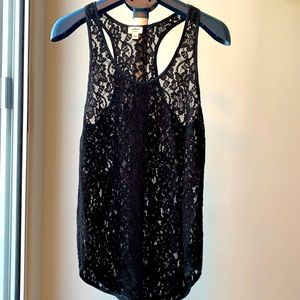 Wilfred Madeline lace racerback tank